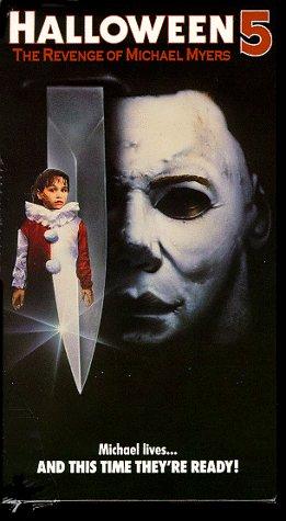 Halloween 5: The Revenge of Michael Myers [VHS] [Import]