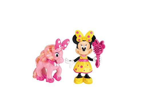Fisher-Price Disney Minnie Minnie's Playtime Pony - 1