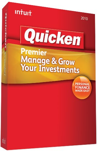 Quicken Premier 2010 [OLD VERSION]