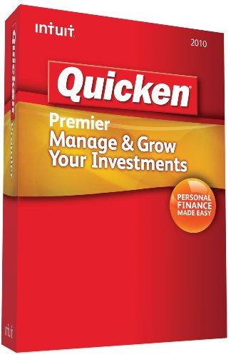 Quicken Premier 2010 [OLD VERSION]