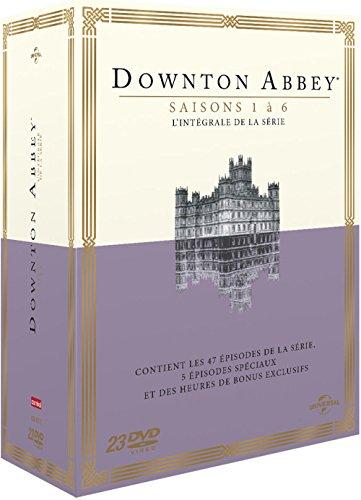 Coffret downton abbey, saisons 1 a 6 [Edizione: Francia]