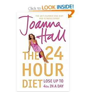 The 24 Hour Diet Joanna Hall