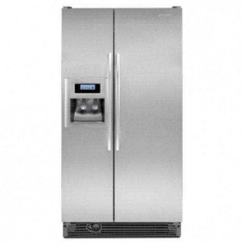 Buytoday kitchenaid ksrv22fvss 21 8 cu ft architect series ii side by side refrigerator - Kitchenaid architect counter depth refrigerator ...