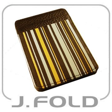 Leather Magic Wallet - J. Fold Leather Magic Wallet - Color: (Black w/ Yellow Stripe) - Buy Leather Magic Wallet - J. Fold Leather Magic Wallet - Color: (Black w/ Yellow Stripe) - Purchase Leather Magic Wallet - J. Fold Leather Magic Wallet - Color: (Black w/ Yellow Stripe) (J. FOLD, Apparel, Departments, Accessories, Wallets, Money & Key Organizers, Billfolds & Wallets, Card Holders)