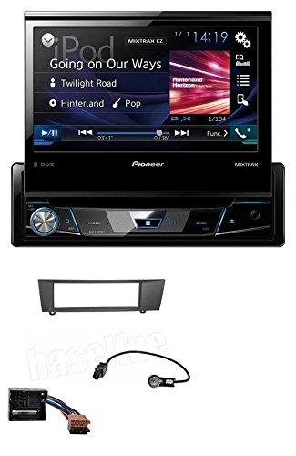 Pioneer-CD-DVD-MP3-USB-Bluetooth-AUX-Autoradio-fr-BMW-1er-E87-3er-E90-E91-E92-E93-X1-E84-Z4-E89