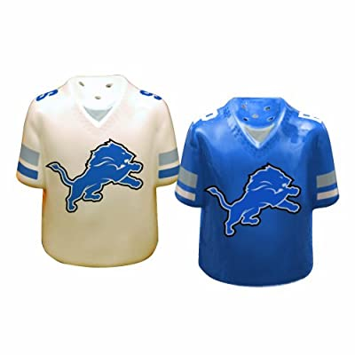 Detroit Lions Gameday Salt and Pepper Shaker