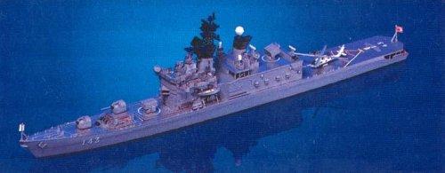 1/700 ヘリ搭載 護衛艦 しらね型 J06
