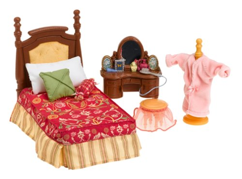 Fisher Price Loving Family Parents Bedroom