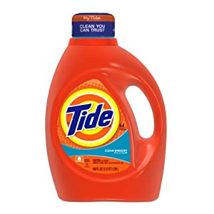 Amazon Com Tide Clean Breeze Scent With Actilift 100
