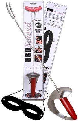 Le Barbecue épée-SCHWERT Fourchette pour Barbecue B001DK2FP4