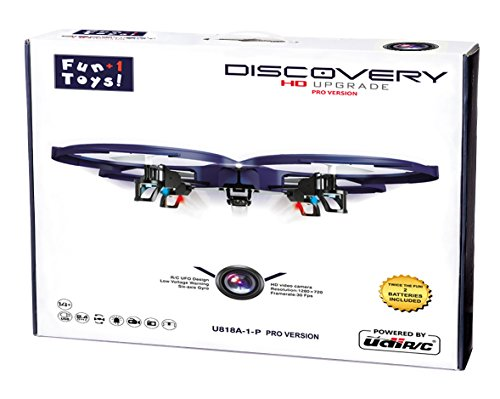 LATEST-MODEL-UDI-U818A-1-P-PRO-Discovery-24GHz-4-CH-6-Axis-Gyro-RC-Quadcopter-with-HD-Camera-RTF-2-37V-500mAh-battery-batteries