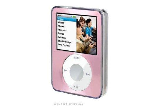 O Belkin Components O - Ipod Nano 3G Remix Pc Case Pink