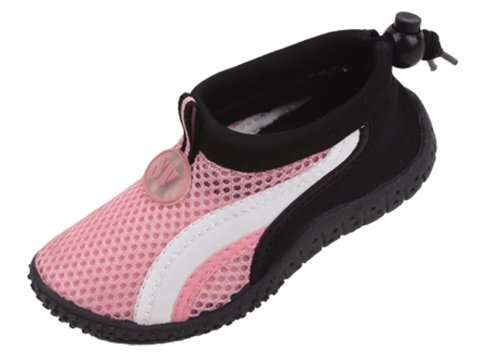 Toddler Athletic Water Shoe,Pnk,9 front-443199