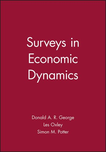 Surveys in Economic Dynamics: Monographs of the Society for Research in Child Development (Surveys of Recent Research in Economics)