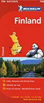 Michelin Finland Map 754 (Maps/Country (Michelin))