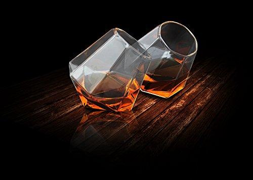 thumbsup-1272-pack-de-2-verres-diamant-verre-transparent