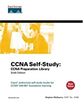 CCNA Self-Study: CCNA Preparation Library (640-801) (6th Edition)