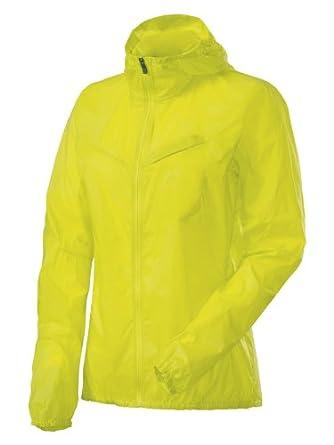 Haglofs Shield Comp Q Women's Hooded Vestee Course à Pied - XS