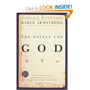 The Battle for God [Paperback]