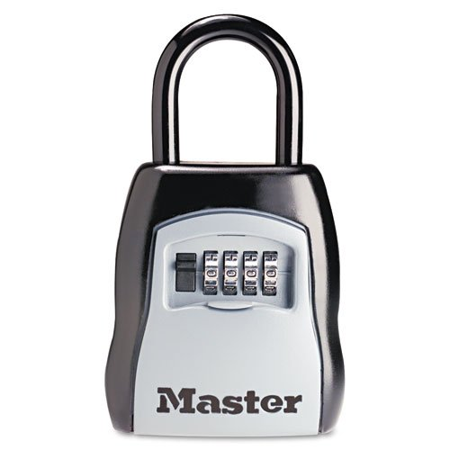 Master Lock® - Locking Combination 5-Key Steel