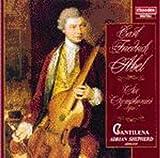 Carl Friedrich Abel Six Symphonies (Cantilena, Shepherd)