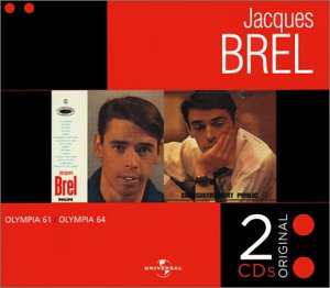 Jacques Brel - Olympia 61 (Live) (Cd 8) - Zortam Music