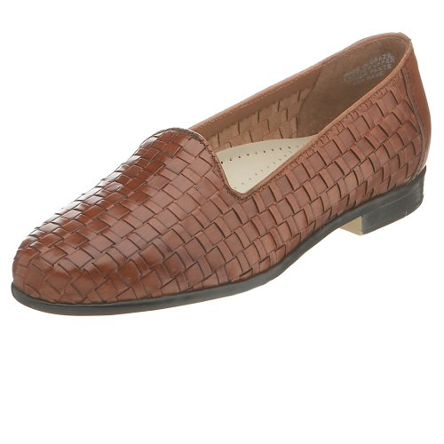 Trotters Women's Liz Loafer,Brown,10.5 W