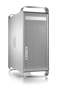 Apple Power Mac G5 Desktop M9592LL/A (Quad 2.5GHz PowerPC G5, 512 MB RAM, 250 GB Hard Drive, 16x Dbl Layer SuperDrive)