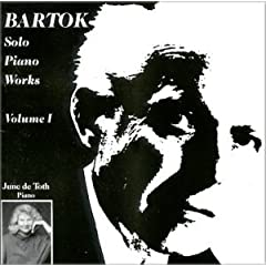 Solo Piano Works 1