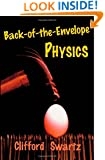 Back-of-the-Envelope Physics (Johns Hopkins Paperback)