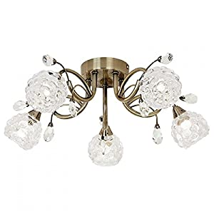 5 Light Ceiling Fitting       review and more information