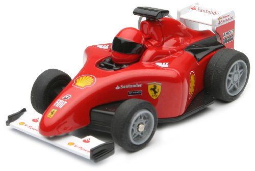 Review: Ferrari F10 RC Car Die-Cast 1:55 Scale  Review