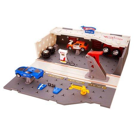 Hot Wheels Custom Motors Auto Shop