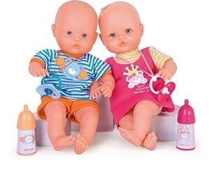 Nenuco - 700008182 - Poupée et Mini-Poupée - Jumeaux - 35 cm