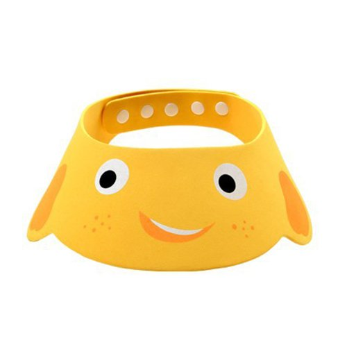 Zeagoo Baby's Shampoo Bath Shower Adjustable Cap Eye Shield