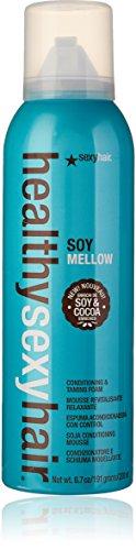 SexyHair Healthy Sexy Hair Soy Mellow Conditioning & Taming Schiuma 200ml