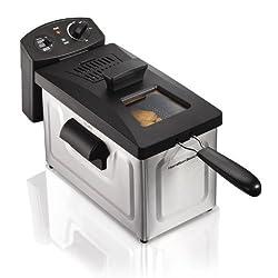 Hamilton Beach Electric Deep Fryer, 12-Cup Oil Capacity (35033)