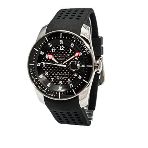 Locman Aviador Hombre Reloj Deportivo 0455 V 01-00CBKWSK Ref 455