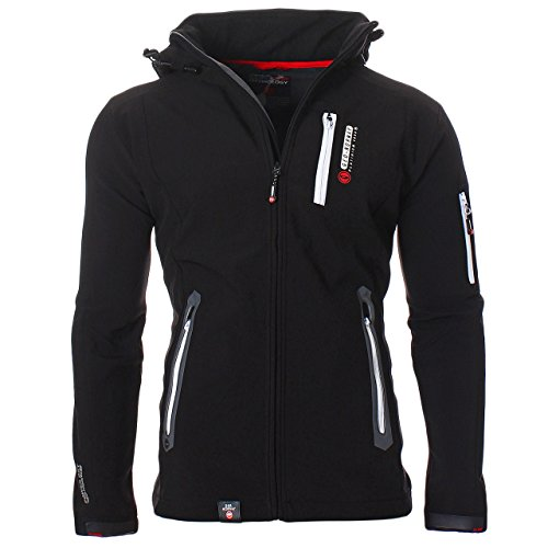 Geographical Norway Trimaran Softshell Jacket