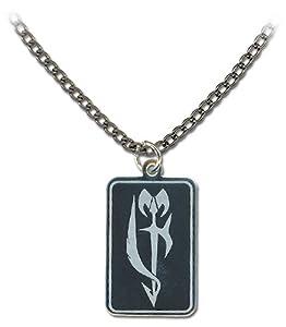 Devil May Cry Nero's Arm Lasercut Necklace
