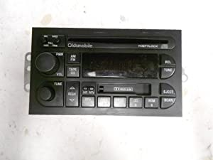 96 97 98 99 Oldsmobile Eighty Eight Aurora Used Am Fm Cassette Radio Cd Player Option Up0 16266463