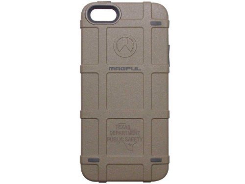 Police Tx Dps State Ol Engraved Magpul Iphone 5 Bump Case Fde Flat Dark Earth By Ndz Performance