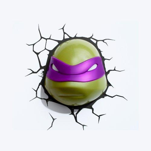 TMNT Donatello 3D Deco Light