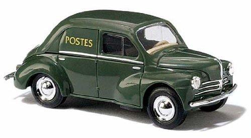 "Hornby France - Busch - 46505 - Circuit - Train - Renault 4 cv ""poste"""