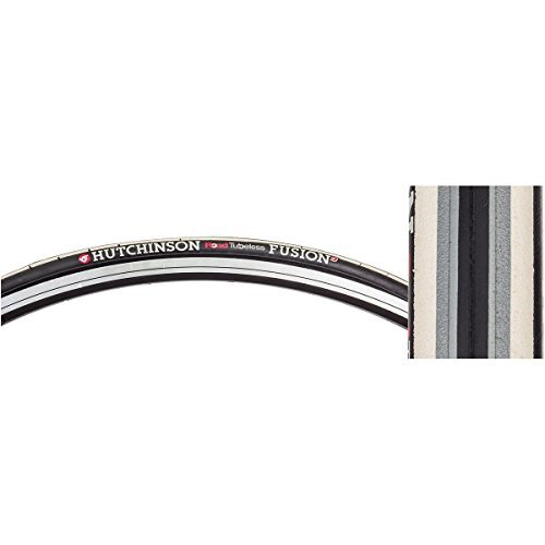 Hutchinson Fusion 3 Road Tubeless Tire, 700cm, Black by Hutchinson (Hutchinson Fusion 3 Tubeless compare prices)