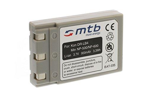 batterie-dr-lb4-pour-konica-minolta-digital-revio-kd-310z-kd-400z-kd-410z