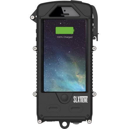Why Choose SnowLizard SLXtreme Case for iPhone 5