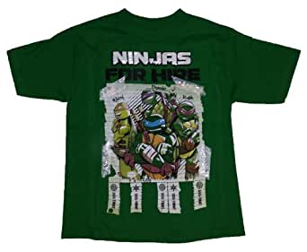 Teenage Mutant Ninja Turtles For Hire Graphic T-Shirt
