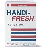 Georgia-Pacific 48113 Handi-Fresh Liquid General Purpose Soap, 800 ML (Pack Of 12)