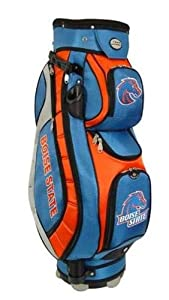 NCAA Boise State Broncos Lettermans Club II Cooler Golf Cart Bag